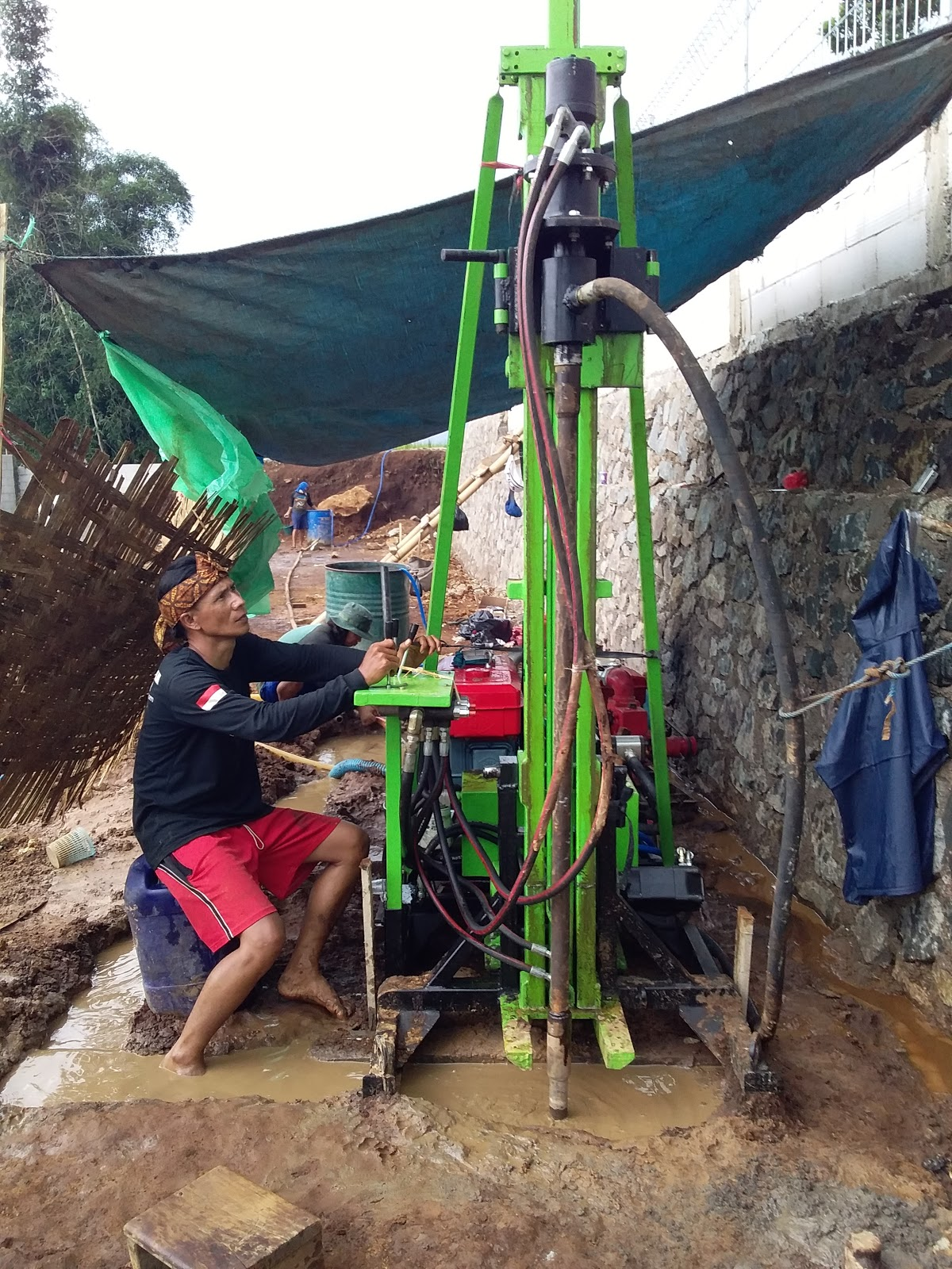 bor air Jakarta Barat